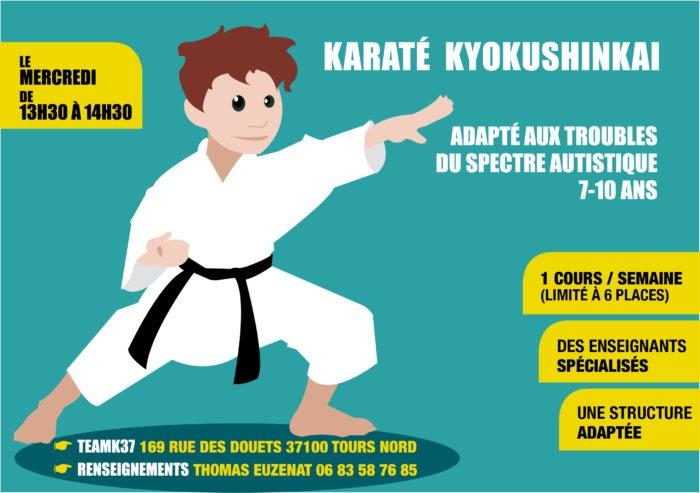 karate autisme