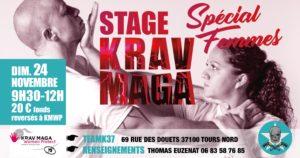 Stage Krav Maga Special Femmes