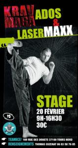Stage krav maga Ados