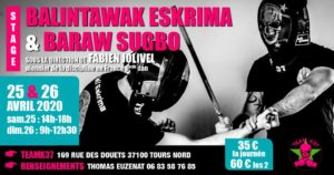 Stage Balintawak et Baraw Sugbo